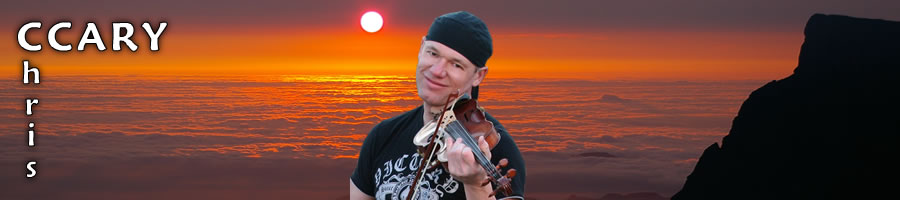 Chris Cary Fiddle Violin